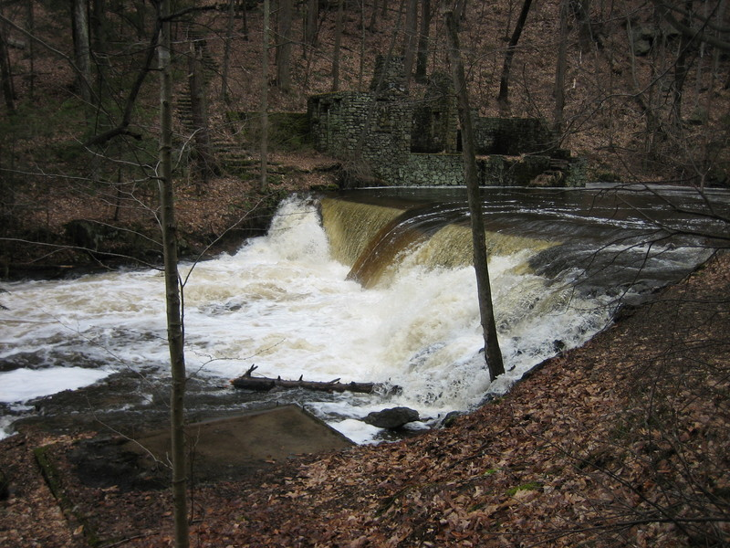 American Whitewater Chester To Pottersville Lamington