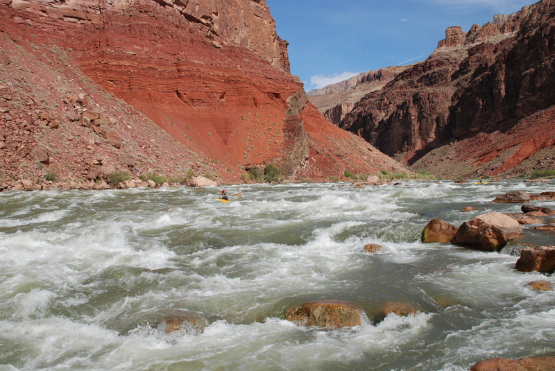 American Whitewater  18 Lees Ferry to Lake Mead  Colorado
