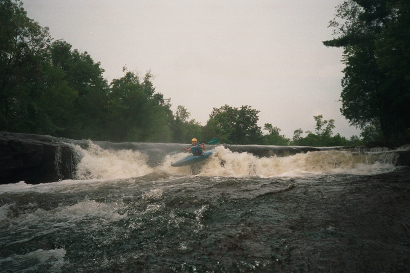 American Whitewater - F) Section 4: Otter Slide to Big