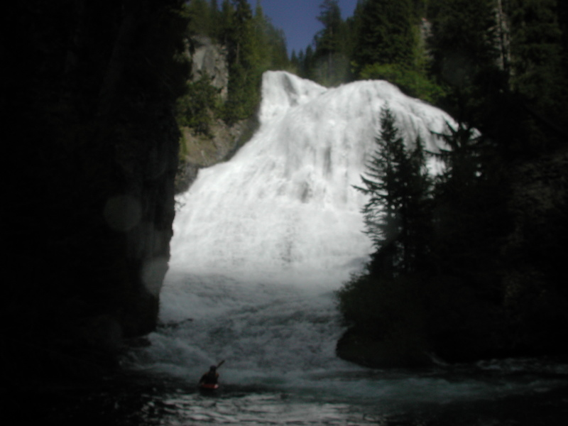American Whitewater 1 Goat Creek To Fr 2160 Super