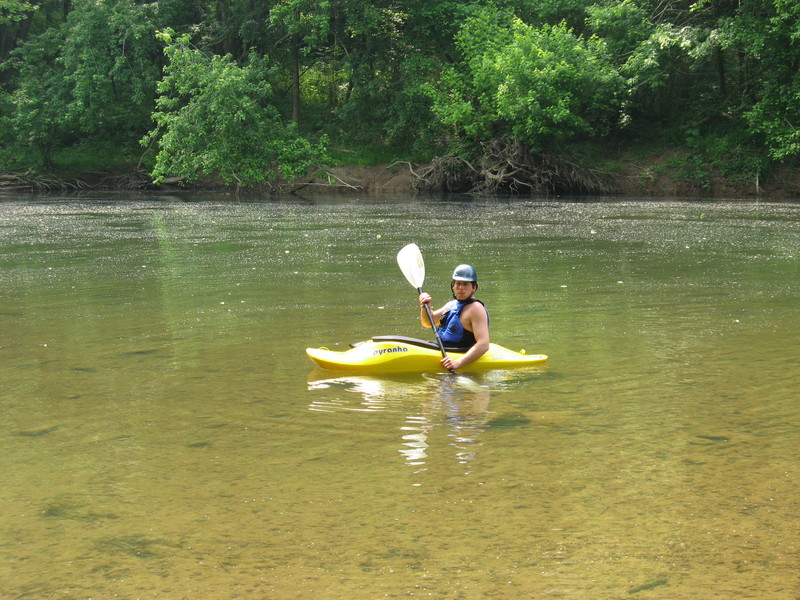Rockcastle: Beech Creek to Bee Rock Campground (5 miles)