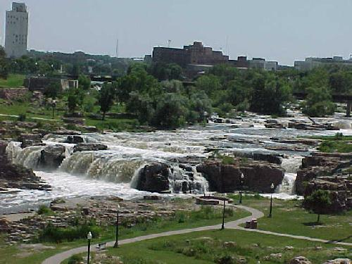 american whitewater sioux falls park 1 mile access. Black Bedroom Furniture Sets. Home Design Ideas