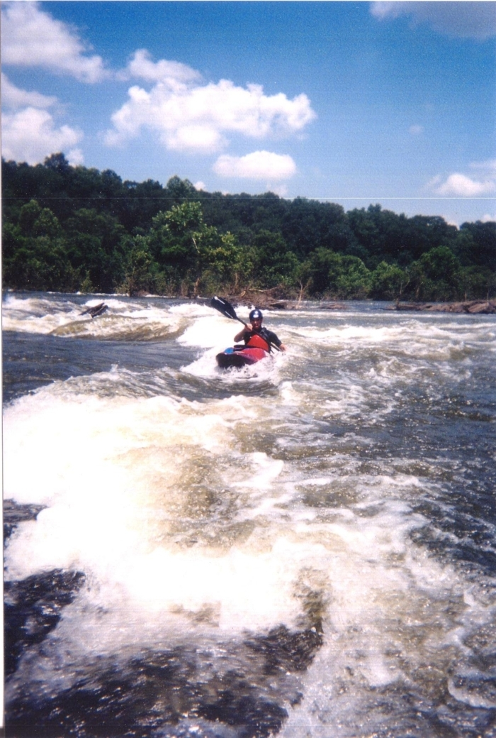 Coosa: CR 213 or the dam to River Road