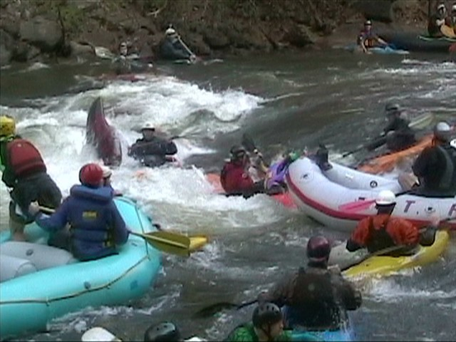 American Whitewater - Middle Ocoee - #2 Dam to #2 Powerhouse, Ocoee ...
