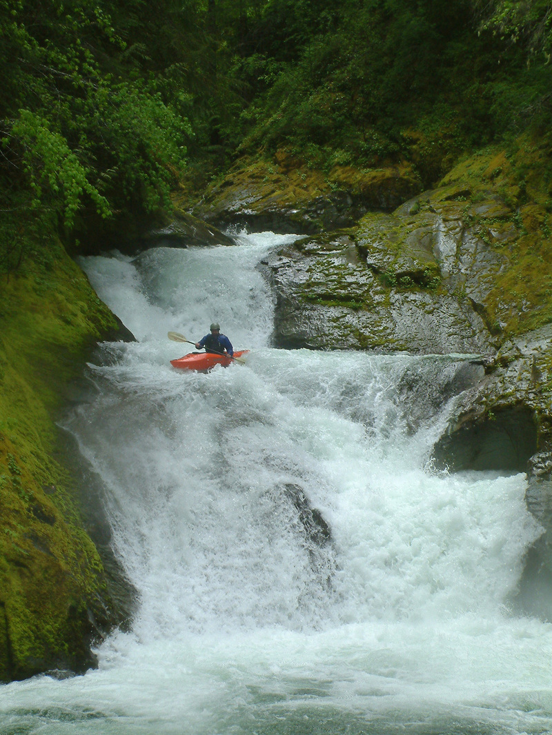 American Whitewater Milepost 8 To Yellowjacket Creek
