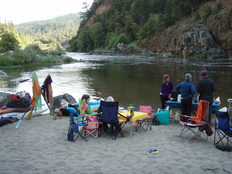 American Whitewater  3 Happy Camp to Coon Creek Klamath