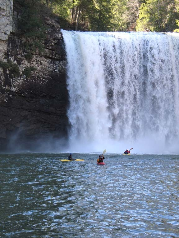 American Whitewater - Fall Creek Falls State Park to ...
