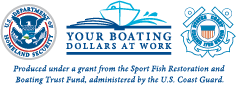 Coast Guard Sport Fish Restoration Logo
