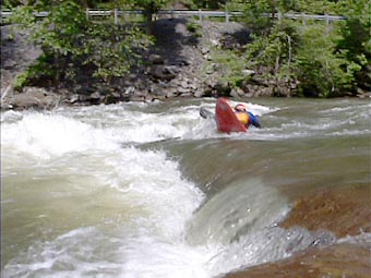 American Whitewater - Middle Ocoee - #2 Dam to #2 Powerhouse ...