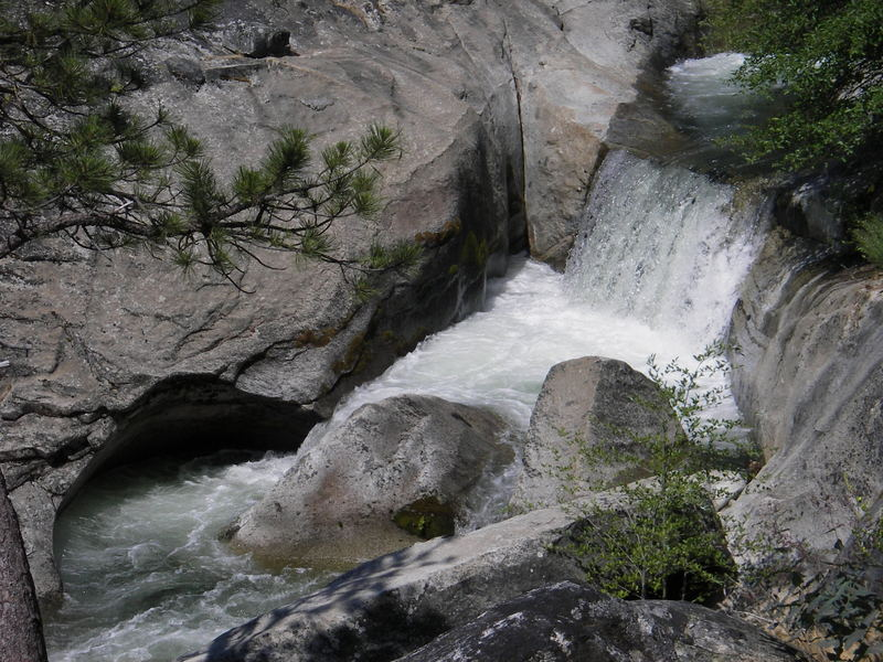 American Whitewater 2 Chilkoot Campground To Bass Lake
